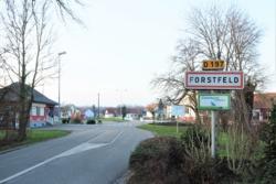 Entrée du village en venant de Roppenheim